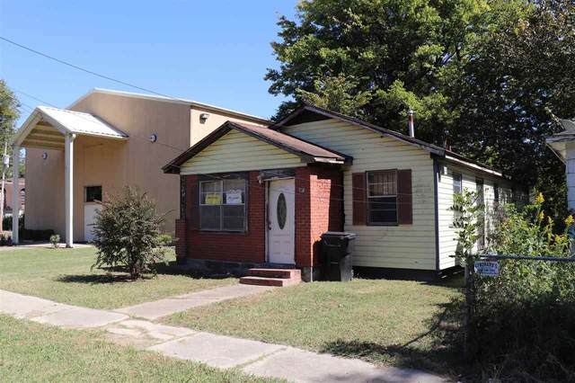 441 N Shelby St, Greenville, MS 38701 (MLS #335451) :: Mississippi United Realty