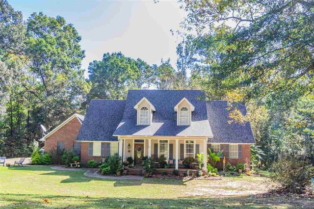 81 White Oak Dr, Yazoo City, MS 39194 (MLS #335461) :: Mississippi United Realty