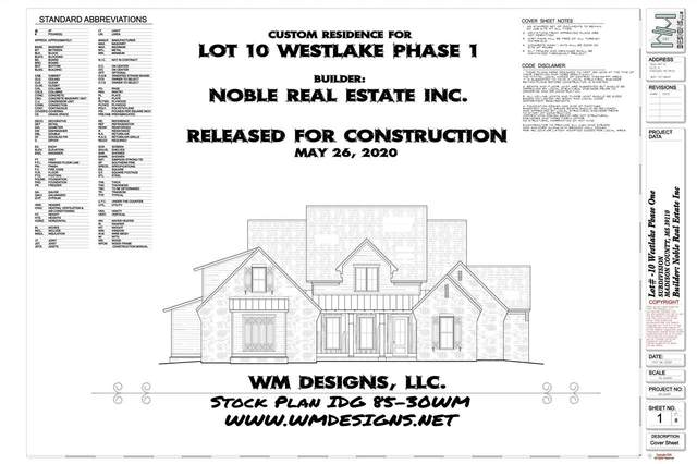 245 Westlake Cir, Madison, MS 39110 (MLS #335466) :: List For Less MS