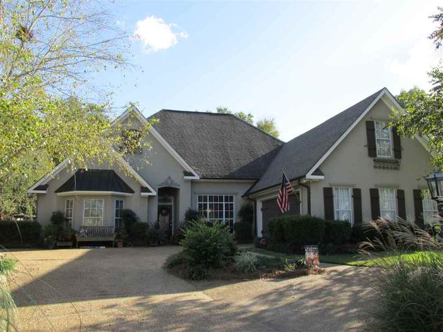 115 Queens Wood, Brandon, MS 39047 (MLS #335487) :: Mississippi United Realty