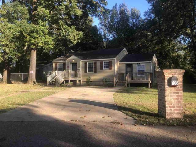 103 Creston Ave, Jackson, MS 39212 (MLS #335488) :: RE/MAX Alliance