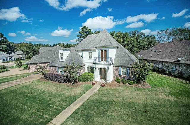 308 Woodlands Green Pl, Brandon, MS 39047 (MLS #335490) :: RE/MAX Alliance