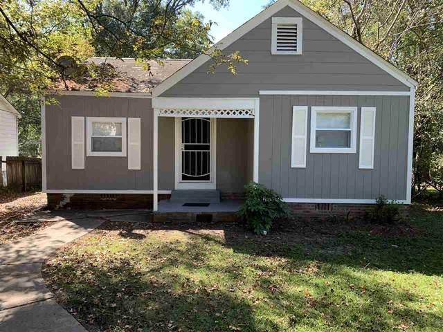127 Sollitt St, Jackson, MS 39209 (MLS #335496) :: Mississippi United Realty