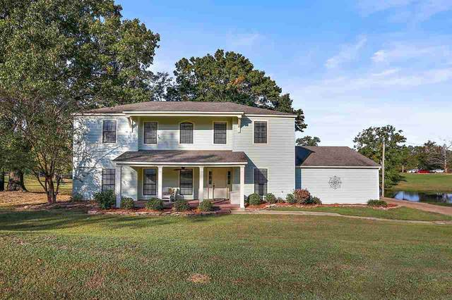 1377 Tara Ln, Terry, MS 39170 (MLS #335579) :: RE/MAX Alliance