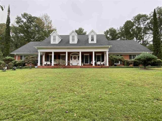 745 Country Place Dr, Pearl, MS 39208 (MLS #335583) :: Mississippi United Realty