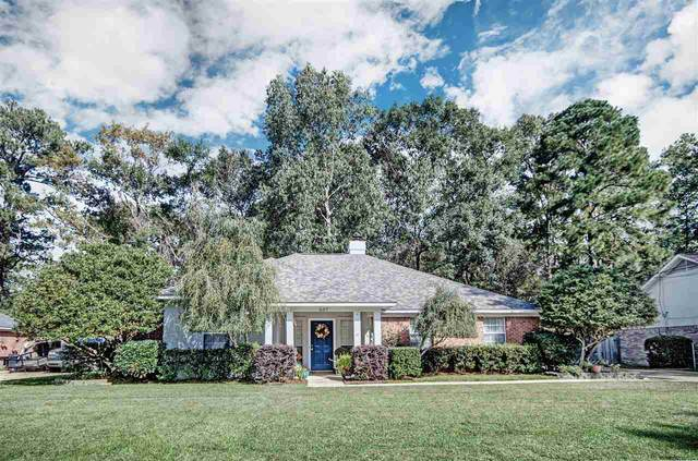 607 Parkview Dr, Richland, MS 39218 (MLS #335624) :: List For Less MS