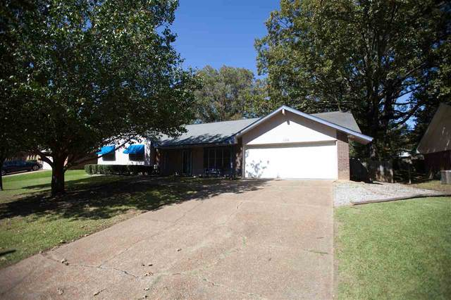 108 Trailwood Dr, Clinton, MS 39056 (MLS #335626) :: List For Less MS