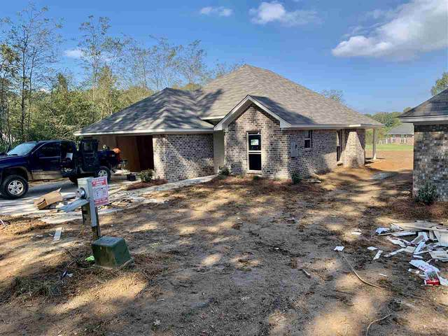 130 Green Gable Rd, Terry, MS 39170 (MLS #335656) :: RE/MAX Alliance