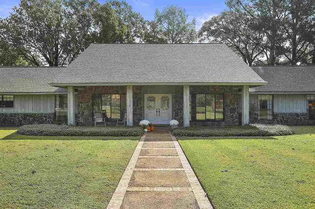 5500 Fletchers Chapel Rd, Yazoo City, MS 39194 (MLS #335956) :: RE/MAX Alliance