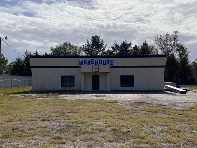 9437 Highway 18 Hwy, Raymond, MS 39154 (MLS #336096) :: RE/MAX Alliance