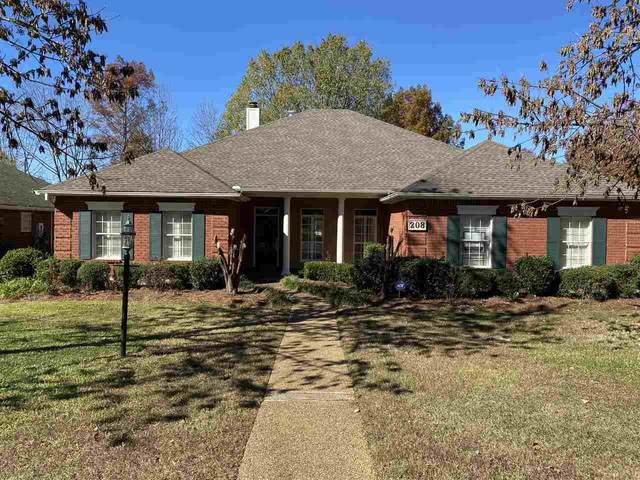 208 Twin Lakes South, Clinton, MS 39056 (MLS #336196) :: List For Less MS