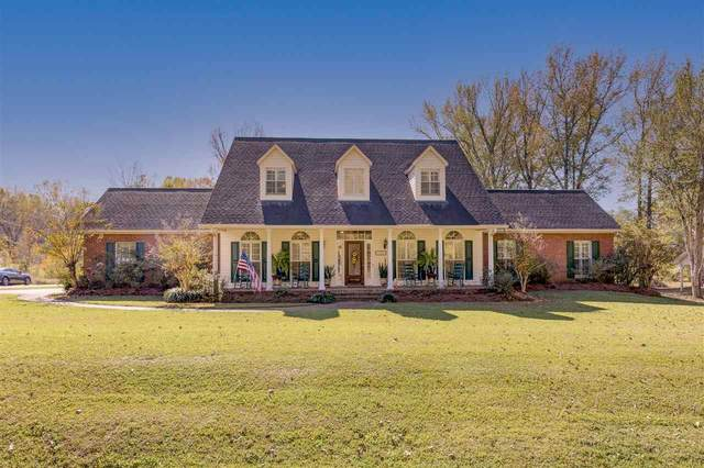 1919 Mcraven Rd, Clinton, MS 39056 (MLS #336255) :: List For Less MS
