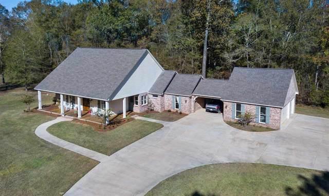 105 Blackberry Creek Rd, Flora, MS 39071 (MLS #336480) :: eXp Realty