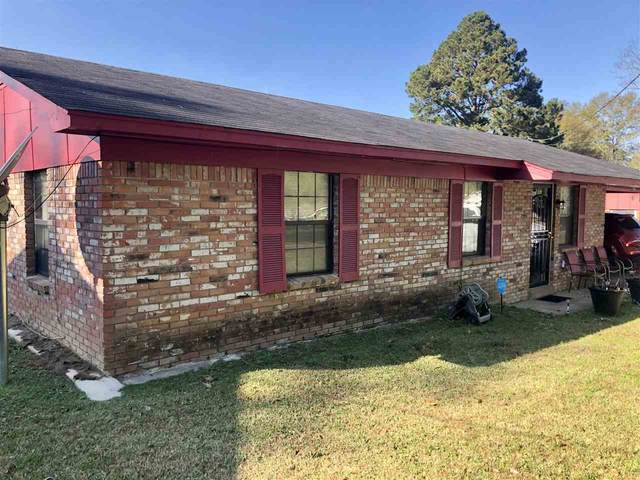 202 Belle St, Crystal Springs, MS 39059 (MLS #336584) :: eXp Realty