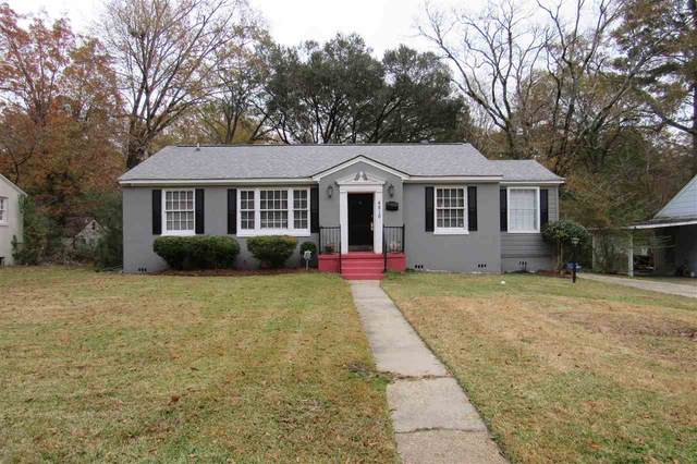 4816 Maplewood Dr, Jackson, MS 39206 (MLS #336703) :: eXp Realty