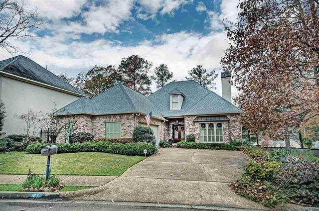 167 Overlook Pt Dr, Ridgeland, MS 39157 (MLS #336765) :: eXp Realty