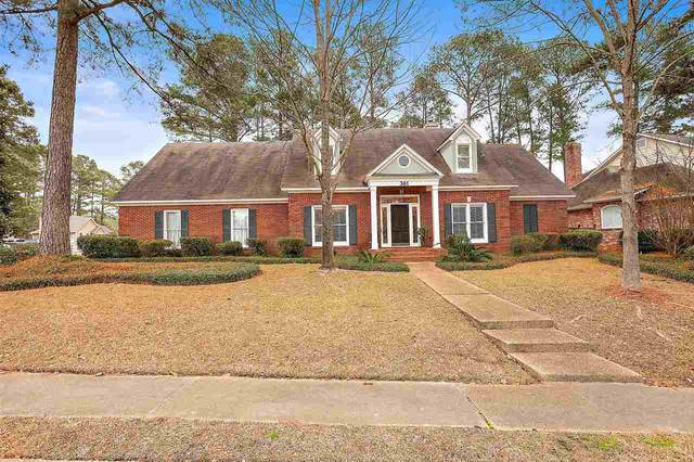 301 Hillchase Dr, Madison, MS 39110 (MLS #336919) :: eXp Realty