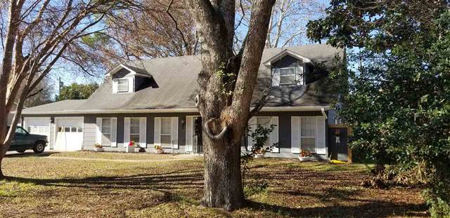 2027 Country Club Dr, Yazoo City, MS 39194 (MLS #336922) :: eXp Realty