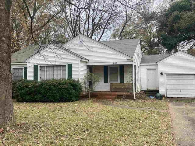 210 South Park Dr, Jackson, MS 39211 (MLS #336935) :: eXp Realty