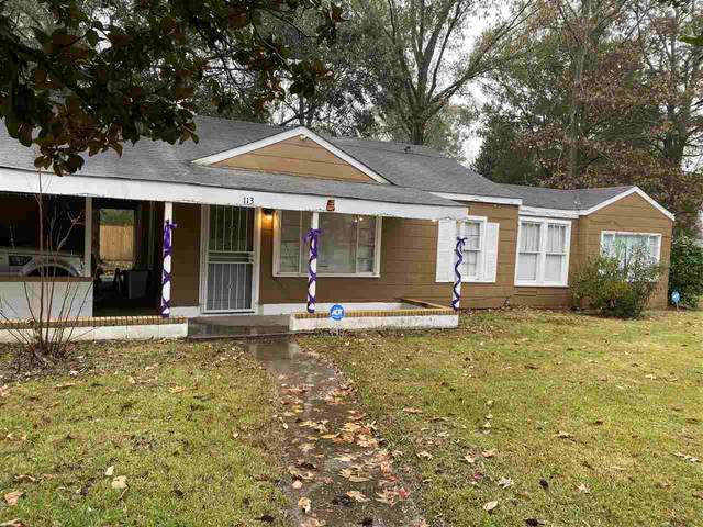 113 Savanna St, Jackson, MS 39212 (MLS #336957) :: eXp Realty