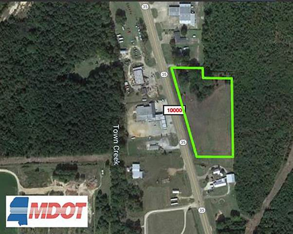 802 Hwy 35 South None, Carthage, MS 39051 (MLS #336961) :: eXp Realty