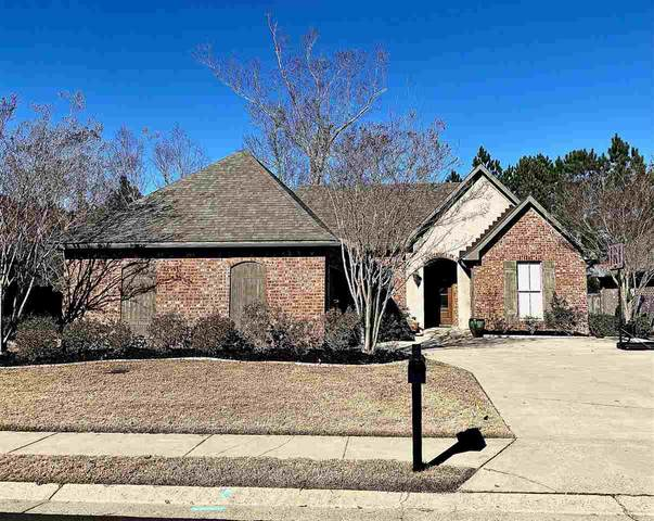505 Willow Valley Cir, Brandon, MS 39047 (MLS #337002) :: eXp Realty