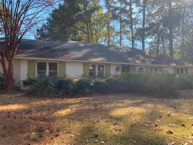 2305 East Manor Dr, Jackson, MS 39211 (MLS #337064) :: eXp Realty
