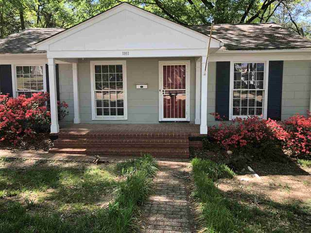 1161 Druid Hill Dr, Jackson, MS 39206 (MLS #337104) :: eXp Realty