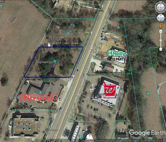 1103 Highway 51, Madison, MS 39110 (MLS #337195) :: eXp Realty