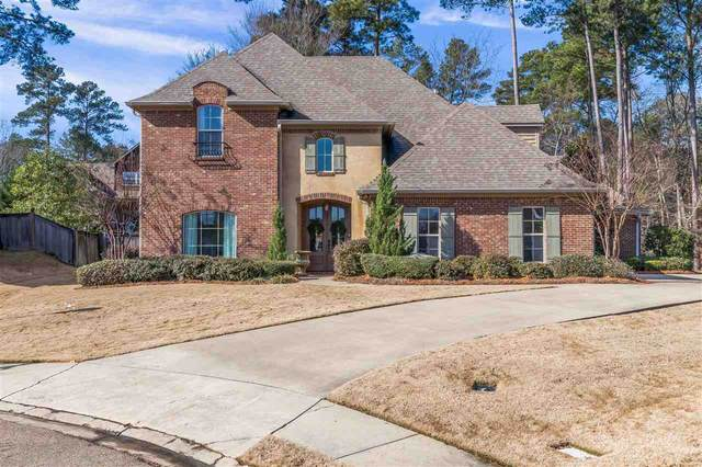 529 Silverstone Dr, Madison, MS 39110 (MLS #337225) :: eXp Realty