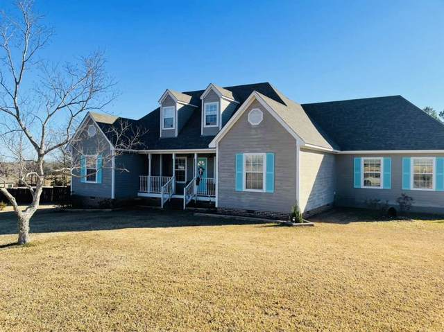 134 Grandview Dr, Florence, MS 39073 (MLS #337268) :: eXp Realty