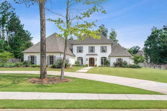 127 Summer Lake Dr, Ridgeland, MS 39157 (MLS #337312) :: eXp Realty