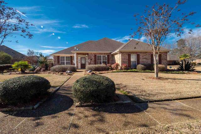 205 Terrace Dr, Brandon, MS 39042 (MLS #337325) :: eXp Realty