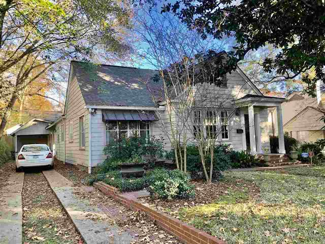 1716 Linden Pl, Jackson, MS 39202 (MLS #337335) :: eXp Realty