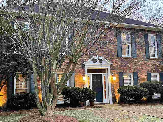 43 S Crownpointe Dr, Jackson, MS 39211 (MLS #337342) :: eXp Realty