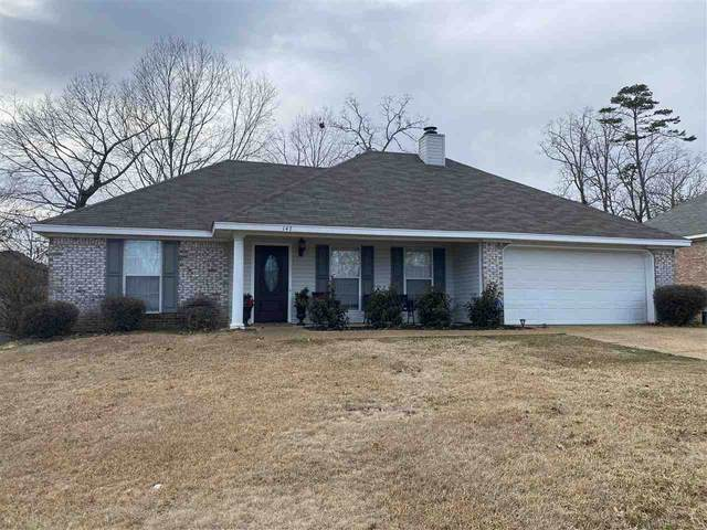 147 Live Oak Blvd, Pearl, MS 39208 (MLS #337344) :: eXp Realty