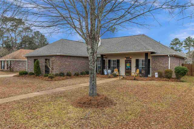 3004 Cross Creek Cv, Brandon, MS 39042 (MLS #337375) :: eXp Realty