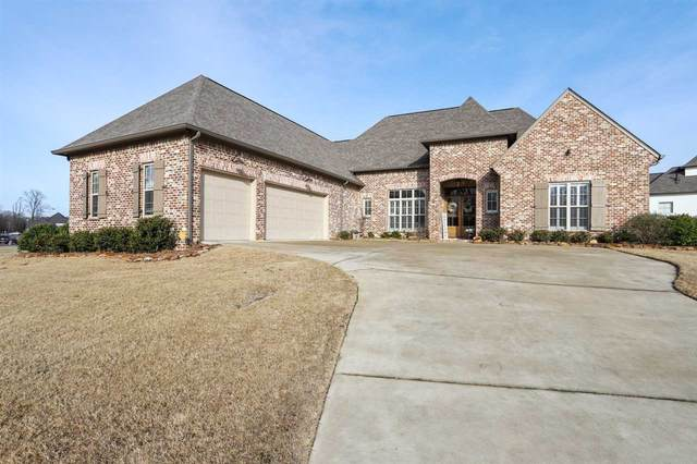 134 Carrington Dr, Madison, MS 39110 (MLS #337415) :: eXp Realty