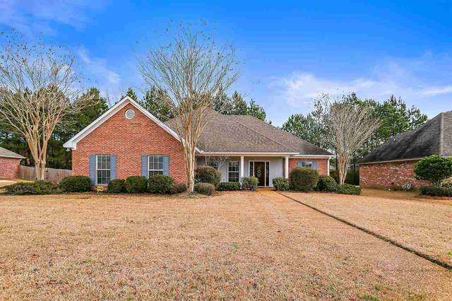 353 Edgewood Crossing, Brandon, MS 39042 (MLS #337464) :: eXp Realty