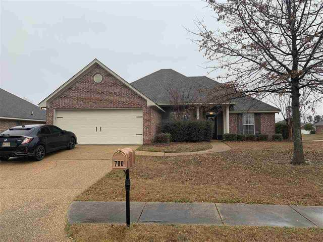 700 Wedgewood Ct, Brandon, MS 39047 (MLS #337480) :: List For Less MS