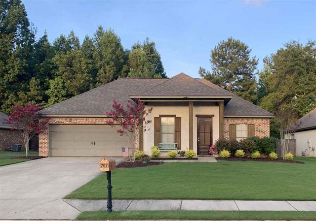 202 Woodland Way, Pearl, MS 39208 (MLS #337483) :: List For Less MS