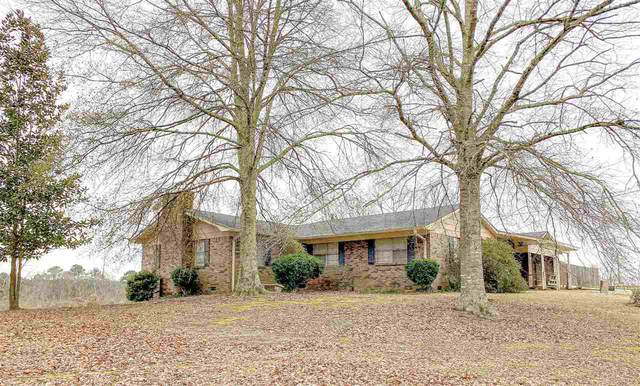 302 Brooks St, Raleigh, MS 39153 (MLS #337485) :: List For Less MS