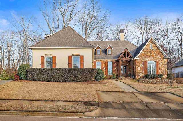 118 Green Glades, Ridgeland, MS 39157 (MLS #337602) :: eXp Realty