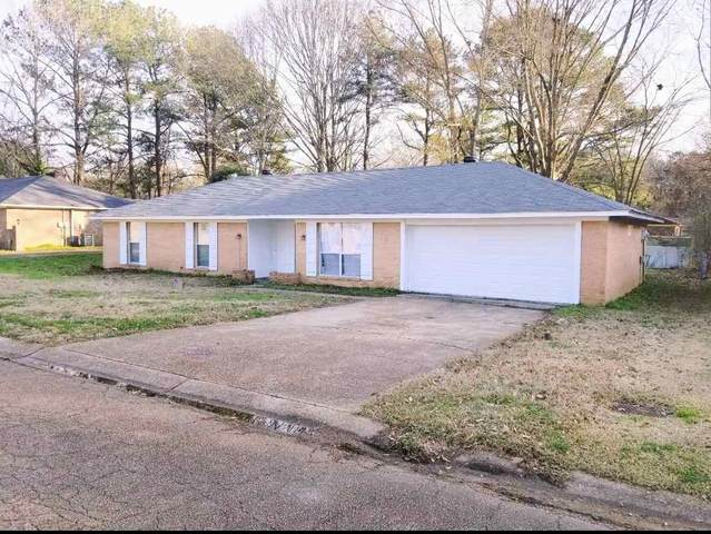 1425 Glouchester Dr, Jackson, MS 39212 (MLS #337677) :: eXp Realty