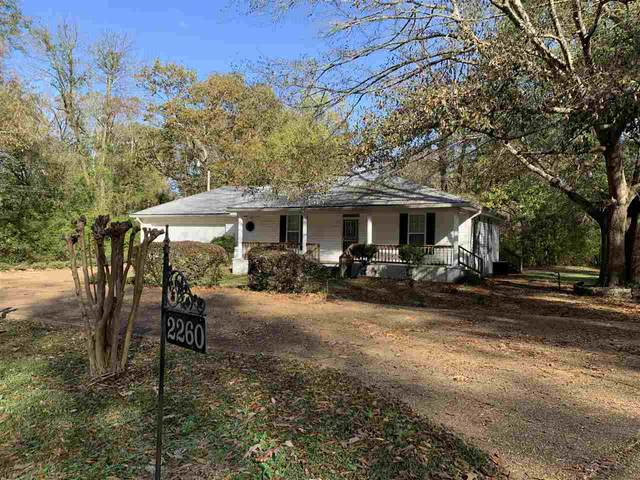 2260 Rosemary Rd, Terry, MS 39170 (MLS #337703) :: eXp Realty