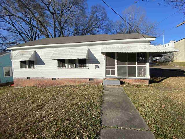 522 Taylor St, Jackson, MS 39206 (MLS #337769) :: eXp Realty