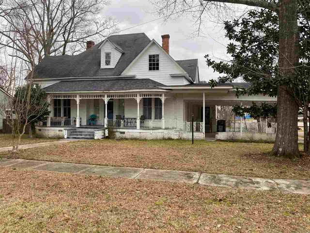 427 2ND AVE SW, Magee, MS 39111 (MLS #337923) :: eXp Realty
