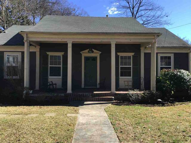 1602 Lyncrest Ave, Jackson, MS 39202 (MLS #337946) :: eXp Realty