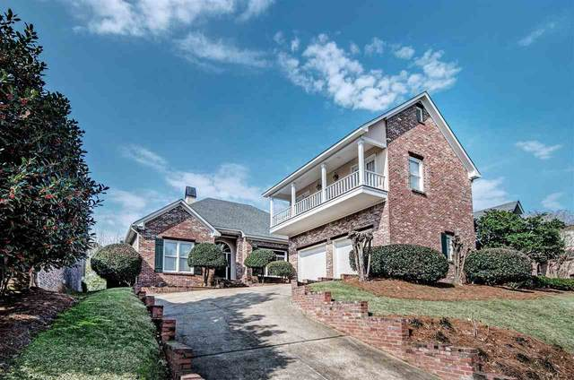 136 Overlook Pt Dr, Ridgeland, MS 39157 (MLS #338031) :: eXp Realty