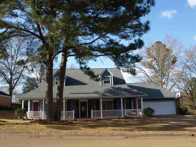 104 Concord Dr, Clinton, MS 39056 (MLS #338044) :: List For Less MS